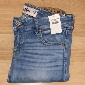 Skinny Stretch Light Wash Jeans
